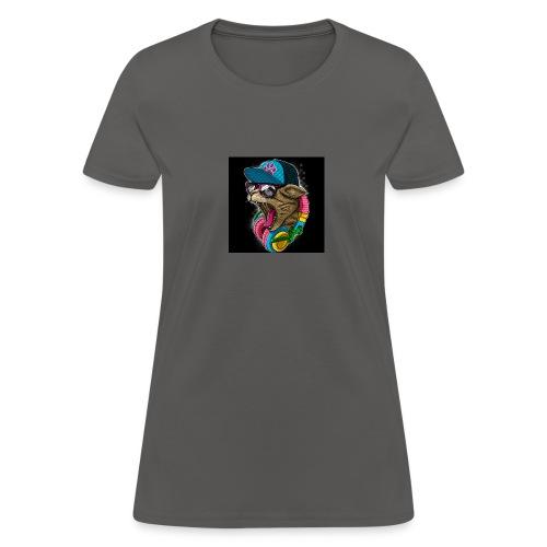 A coool cat - Women's T-Shirt