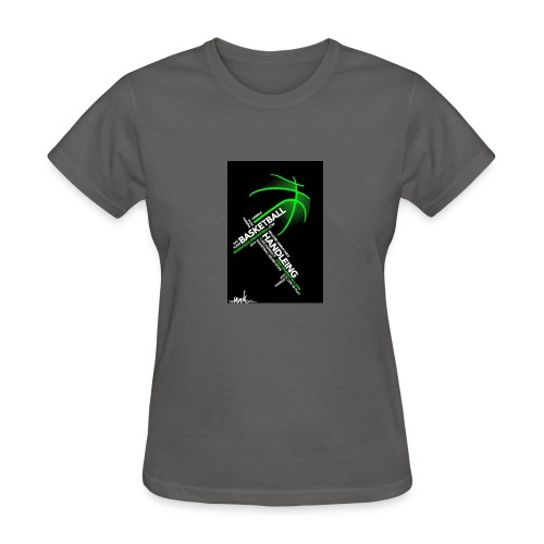 Basketball Customized T-shirts,Hoodies and More - Women's T-Shirt