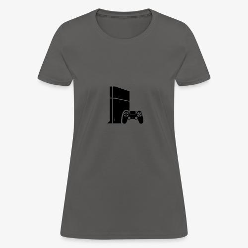 Logo PS4 - Women's T-Shirt