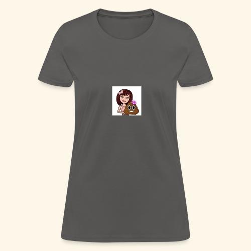 Poop N Smiles - Women's T-Shirt