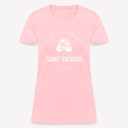 Saint Thérèse of Lisieux - Women's T-Shirt