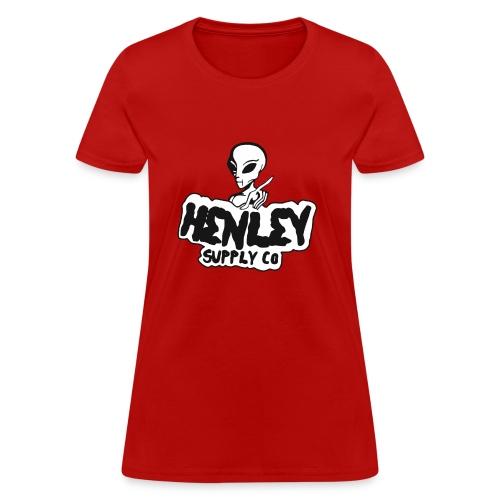Alien T-shirt - Women's T-Shirt