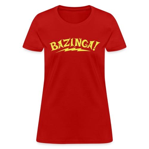 baxsinga 1 color - Women's T-Shirt