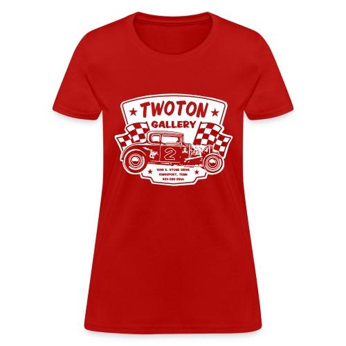 2tonracecar - Women's T-Shirt