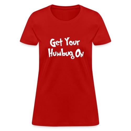 humbug - Women's T-Shirt