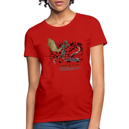 THE DRAGON AND THE SNAKE - Women's T-Shirt