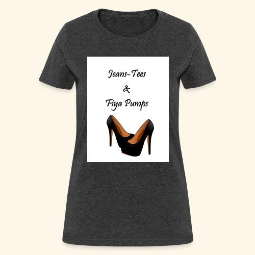 Jeans - Women's T-Shirt
