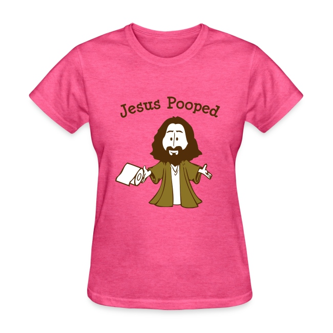 Jesus Pooped