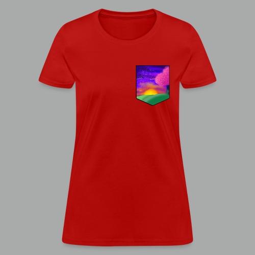 Cherry tree - Women's T-Shirt