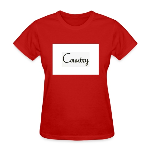 country vouce hoodie - Women's T-Shirt