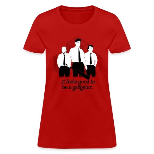 Office Gangsters - Women's T-Shirt
