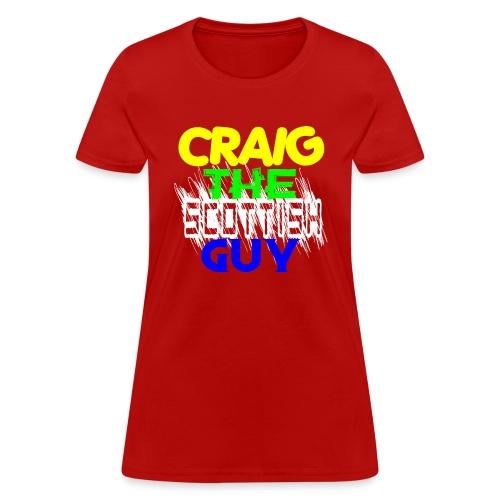 CTSGMultiColor - Women's T-Shirt