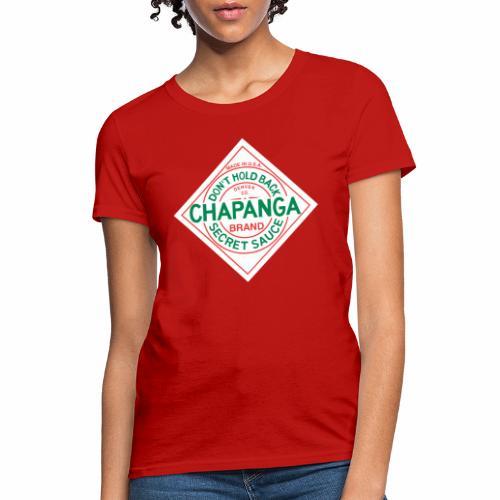 Chapanga - Women's T-Shirt