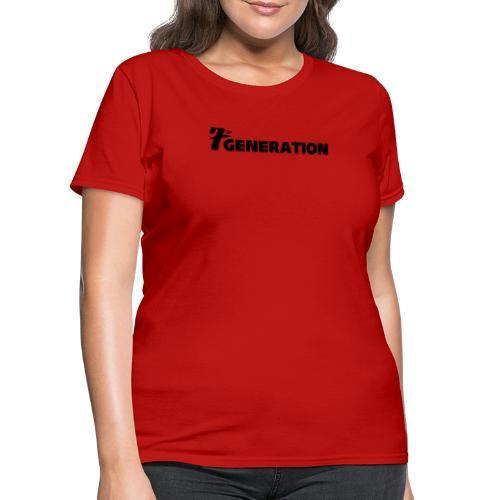 7thGeneration - Women's T-Shirt
