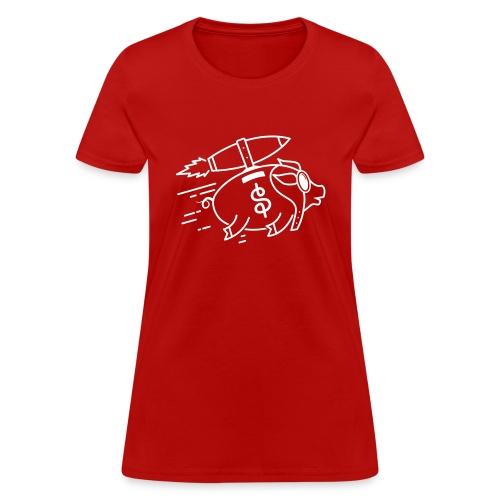 Money - Women's T-Shirt