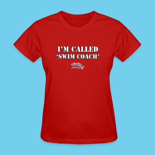 They call me Coach Front - Women's T-Shirt