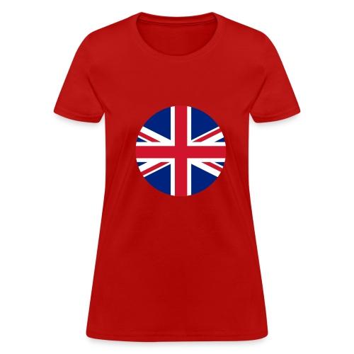UK Union Jack - Women's T-Shirt
