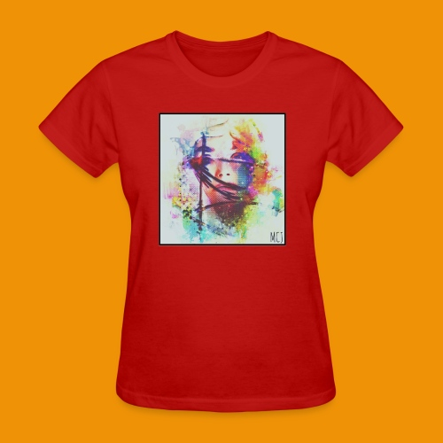 Trapped - Women's T-Shirt