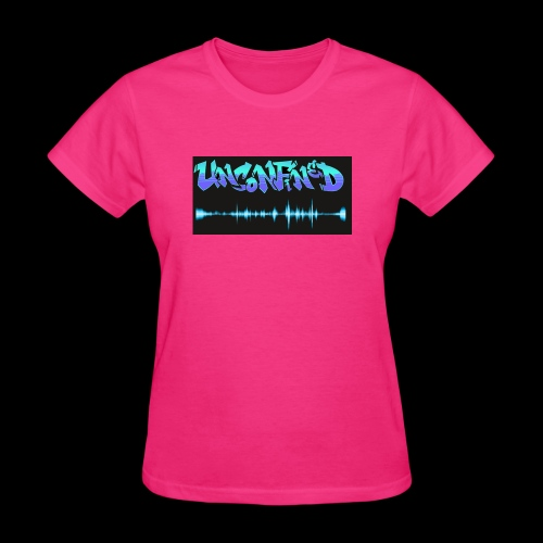unconfined design1 - Women's T-Shirt