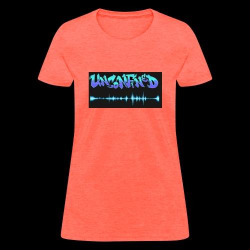unconfined design1 - Women's T-Shirt