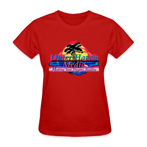 Outer Haven Media - The Shirt - Women's T-Shirt
