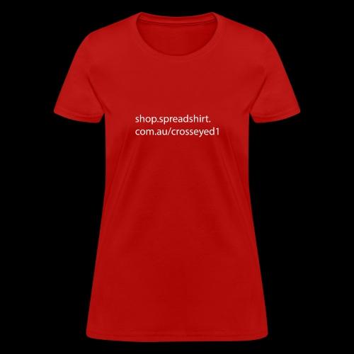 shop link - Women's T-Shirt