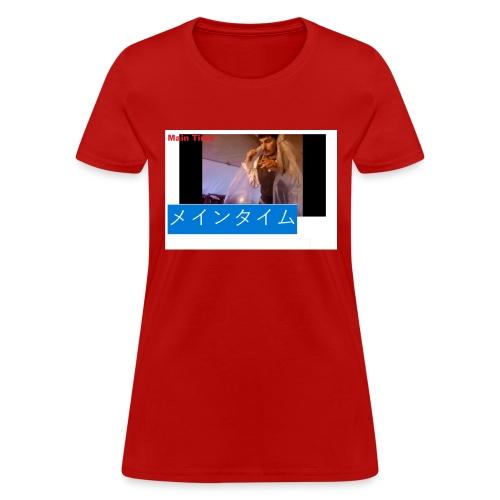 Main Time Japanese - Women's T-Shirt