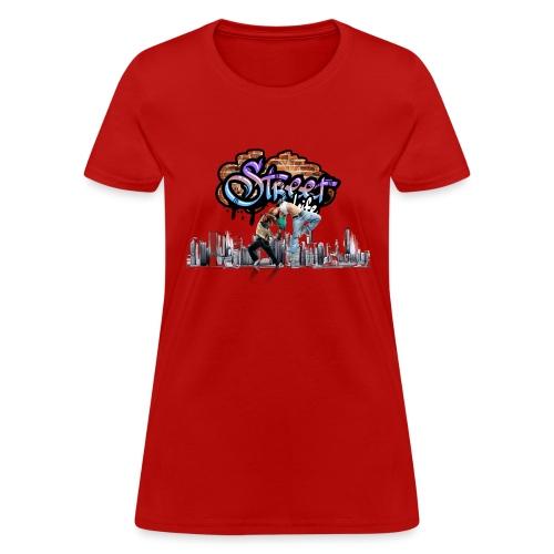 STREET LIFE - Women's T-Shirt
