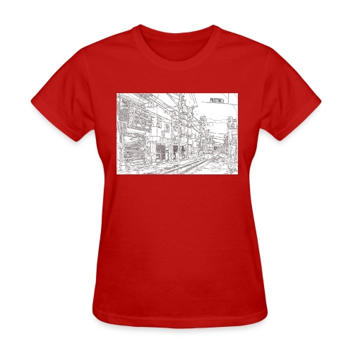 StreetLines - Women's T-Shirt