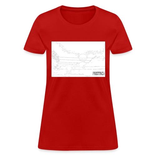 SunLines - Women's T-Shirt