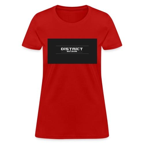District apparel - Women's T-Shirt