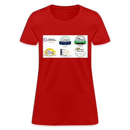 Winners Group Home - Women's T-Shirt