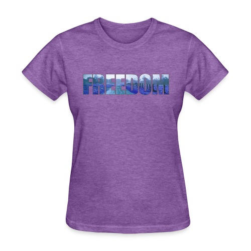 Freedom Photography Style - Women's T-Shirt