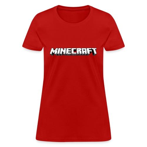 Mincraft MERCH - Women's T-Shirt