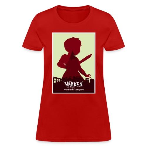 Tavian Theatrical Poster - Women's T-Shirt