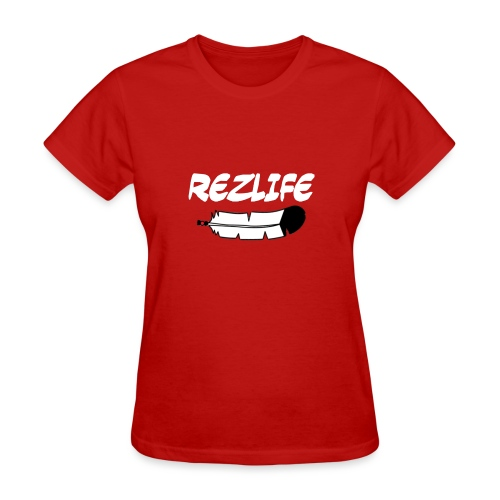 Rez Life - Women's T-Shirt