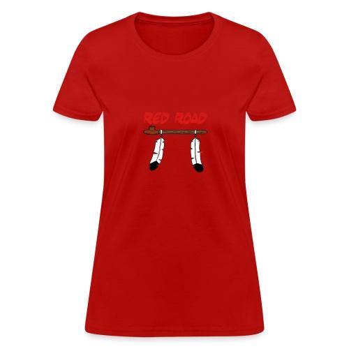 Redroad - Women's T-Shirt