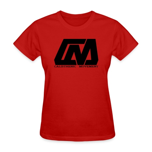 Cali Move Front black women - Women's T-Shirt