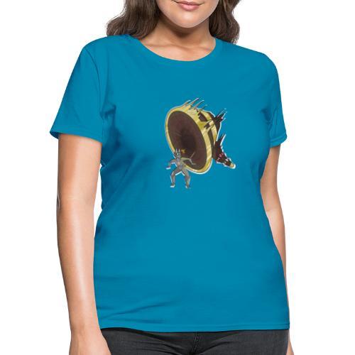 Ban Hammer Design (no text) - Women's T-Shirt