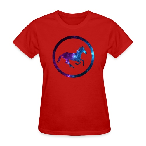 Believe Unicorn Universe 3 - Women's T-Shirt
