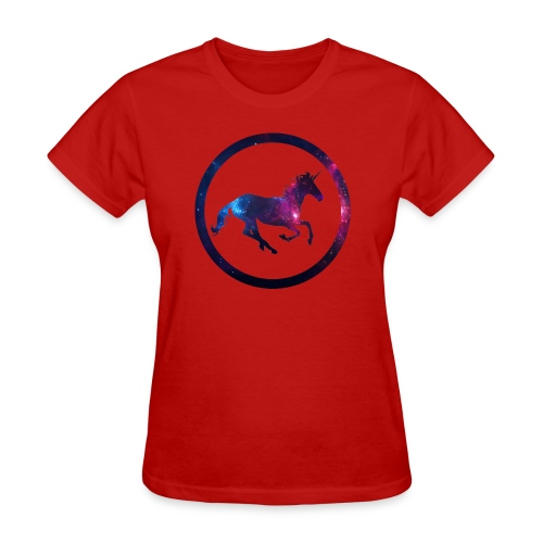 Believe Unicorn Universe 1 - Women's T-Shirt