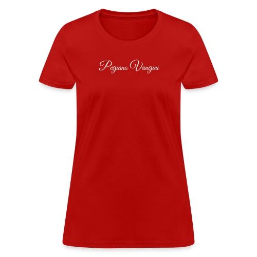 Pegiano Vangini - T-shirt pour femmes