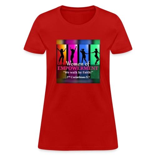 Woman Of Empowerment - Women's T-Shirt