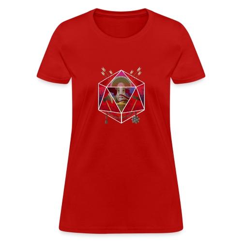 D20 Fighter - Women's T-Shirt