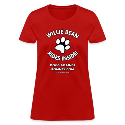williebean w - Women's T-Shirt