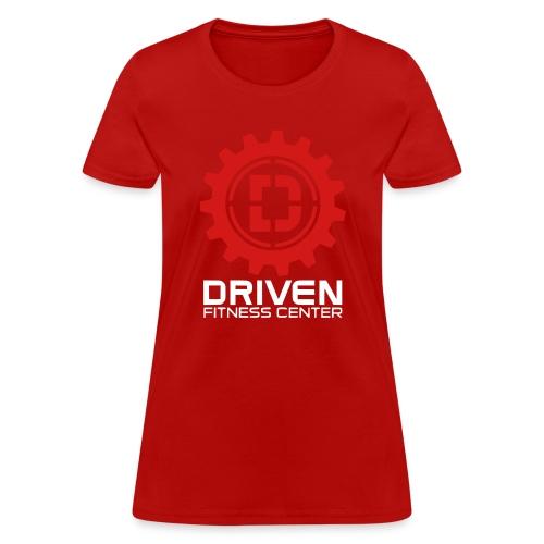 Stacked Logo - Women's T-Shirt