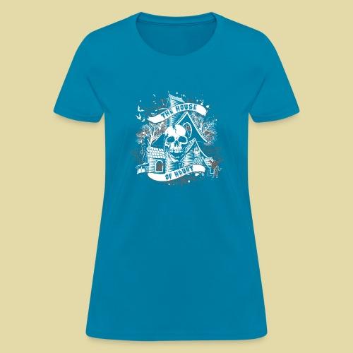 hoh_tshirt_skullhouse - Women's T-Shirt