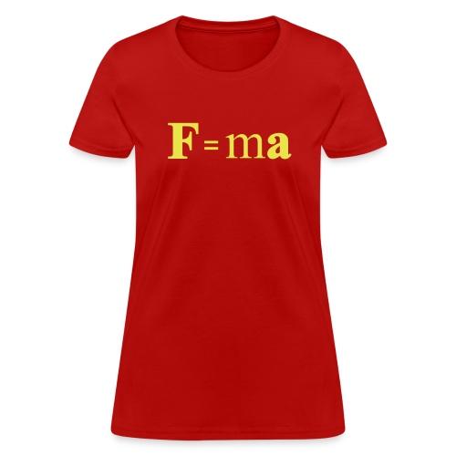 fma2 - Women's T-Shirt