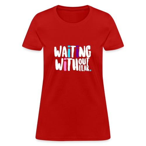 waiting png - Women's T-Shirt