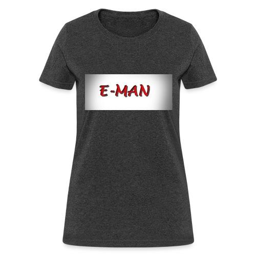 E-MAN - Women's T-Shirt